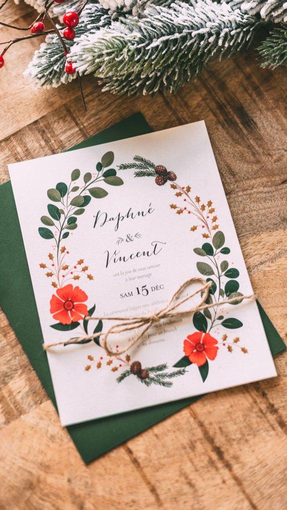Atelier Rosemood | tendances 2019 papeterie mariage faire part | La Mariée Sous Les Etoiles
