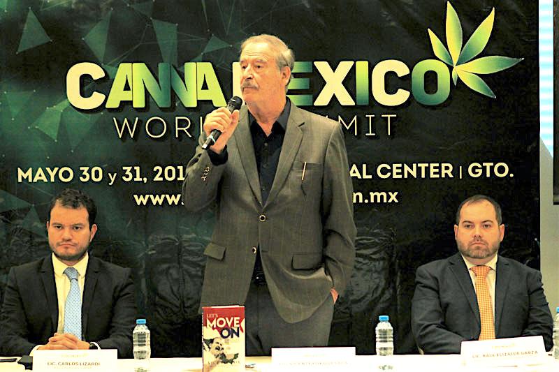 """Vicente Fox: """"Colombia puede ser líder en cannabis medicinal"""" - Derecho Cannabico"""