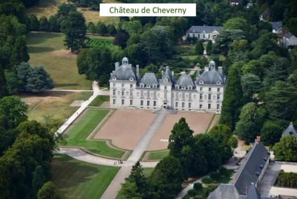 LaMaugerieULM-Autogire- Château de cheverny