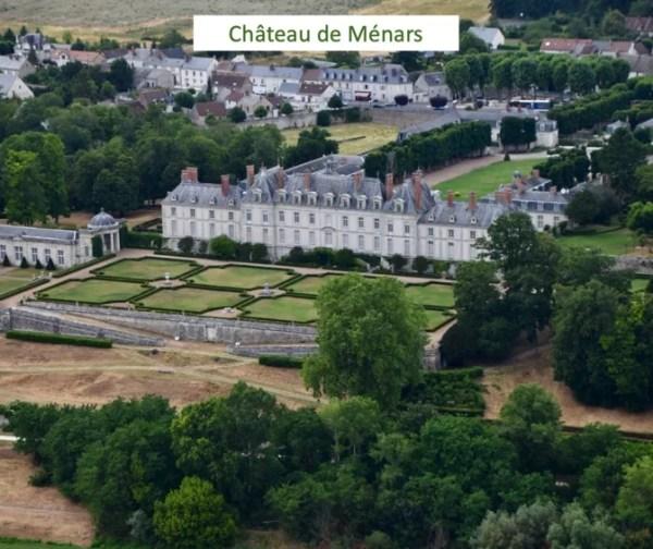 LaMaugerieULM-Autogire- Château de Ménars