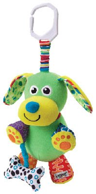 Lamaze P & G Pupsqueak Toy