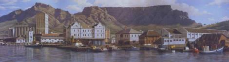 Victoria Basin circa 1950
