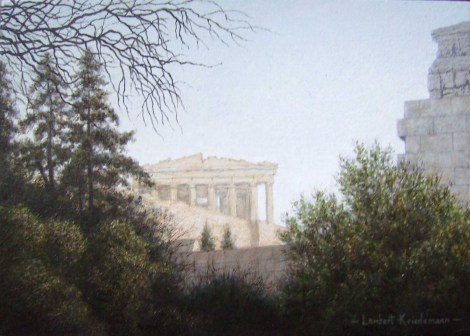 Temple, Athens