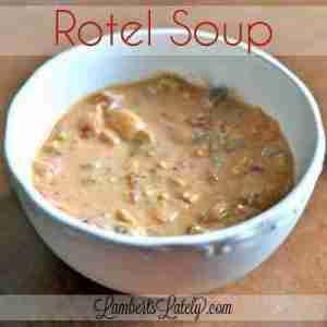 Rotel Soup Recipe