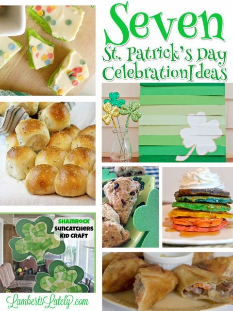 Seven St. Patrick's Day Celebration Ideas