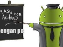 cara mengatasi bootloop android melalui pc