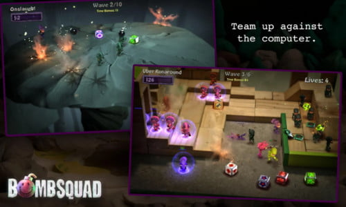 Bomb Squad Game Multiplayer Android Terbaik