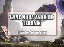 Game MOBA Terbaik Android Terbaru