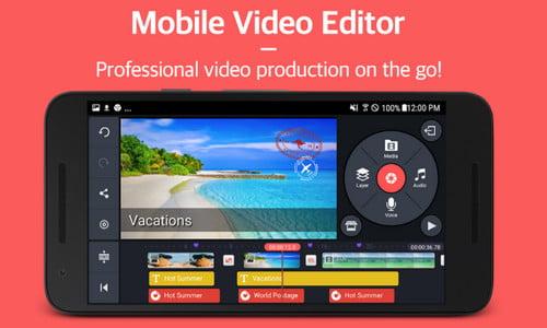 Aplikasi Edit Video Android Untuk Instagram