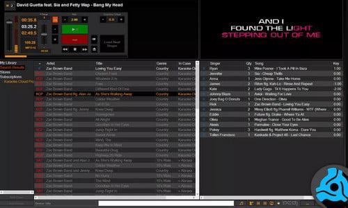 Software PCDJ Karaoki Untuk Karaoke