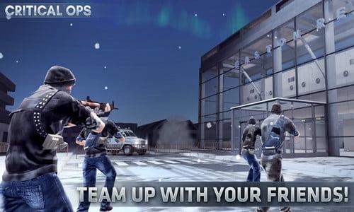 Game Perang Online Critical Ops