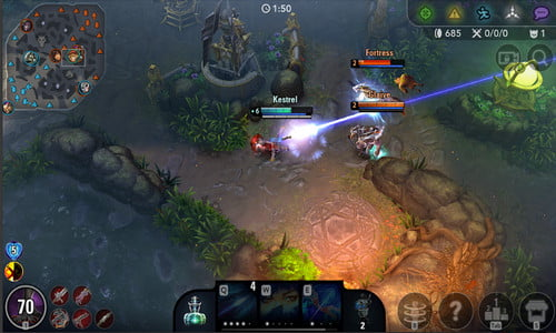 Vainglory Game HD Online Android