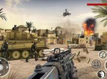 World War in Pacific Game Perang Ukuran Kecil