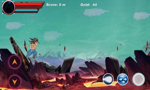 Game Dragon Ball Android Terbaik