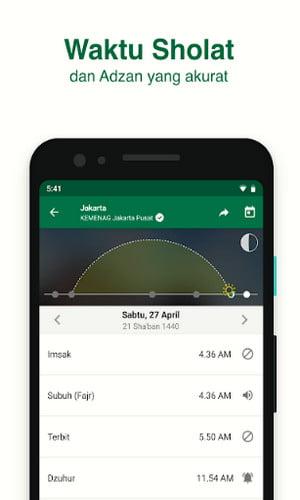 download aplikasi adzan 5 waktu otomatis
