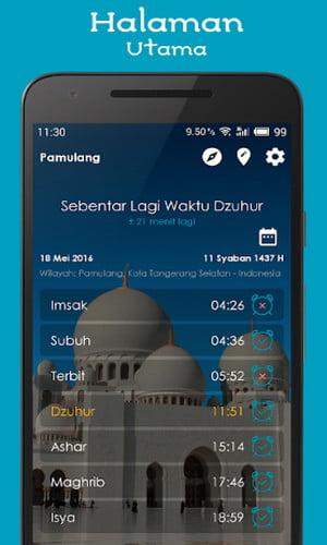 aplikasi adzan android gratis terbaik