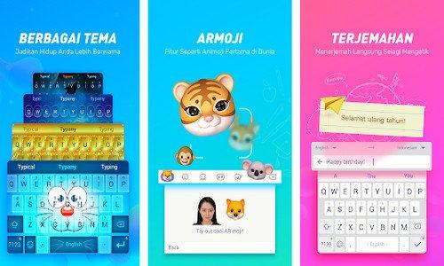 Typany Emoji