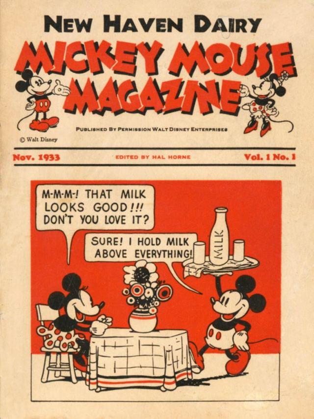 Walt Disney - Lambiek Comiclopedia