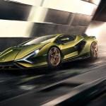 Lamborghini Sian Fkp 37 Lamborghini Com