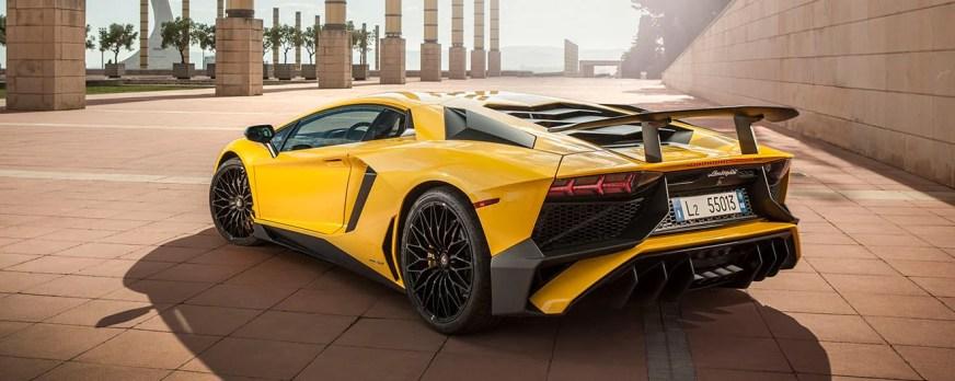 Lamborghini Aventador SuperVeloce Coupé - Pictures, Videos