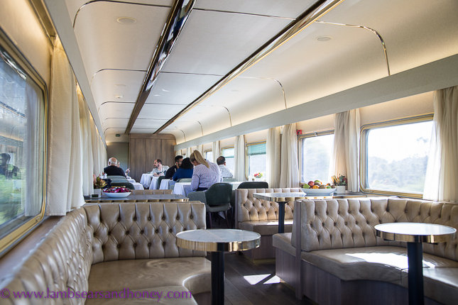 Great Train Journeys Life Onboard The Indian Pacific