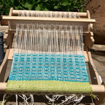 ONE DAY Colors on a Rigid Heddle Loom class: Aug.28th