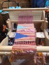 04.27.18 rigid heddle loom