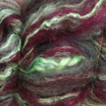 Merino/Silk Fiber - Staghorn Fern