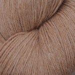 Hand-dyed 100% Alpaca - Mushroom