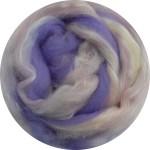 Merino/Silk Fiber - Lavender Shrub