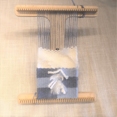 Kids' Tapestry Loom Weaving: Aug. 8th & 15th