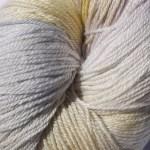Hand-dyed Rainbow Prism - Sweet Alyssum