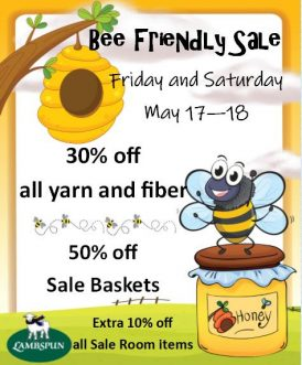 Lambspun Spring Sale!