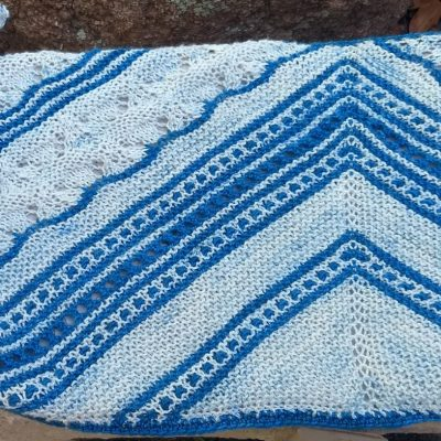 Ignition Point Shawl class: Dec. 3rd, 10th