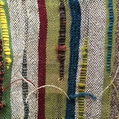 Saori Weaving: Dec. 6th, 13th, 20th