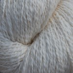 100% Hand-Dyed Organic Cotton - Aspen White Bark