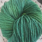 Superwash Sock Yarn - Rain Forest