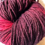 Superwash Sock Yarn - Red Hot Chili Peppers