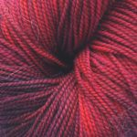 Superwash Sock Yarn - Holly Berry