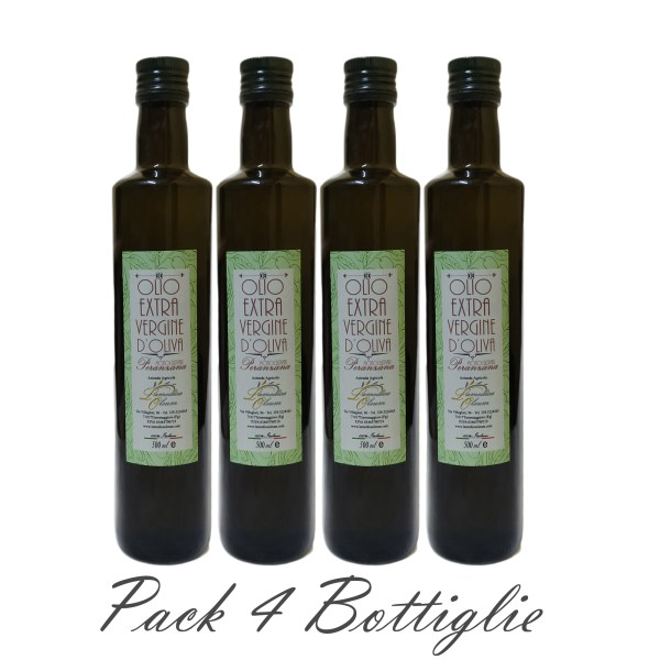 Pack 4 Bottiglie
