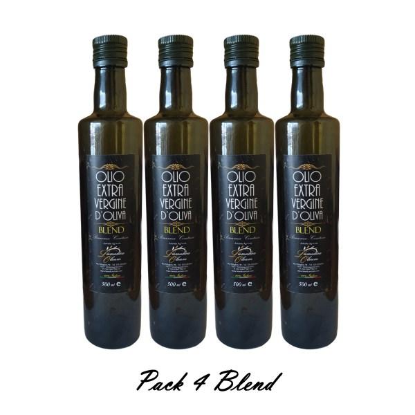 Pack 4 Blend