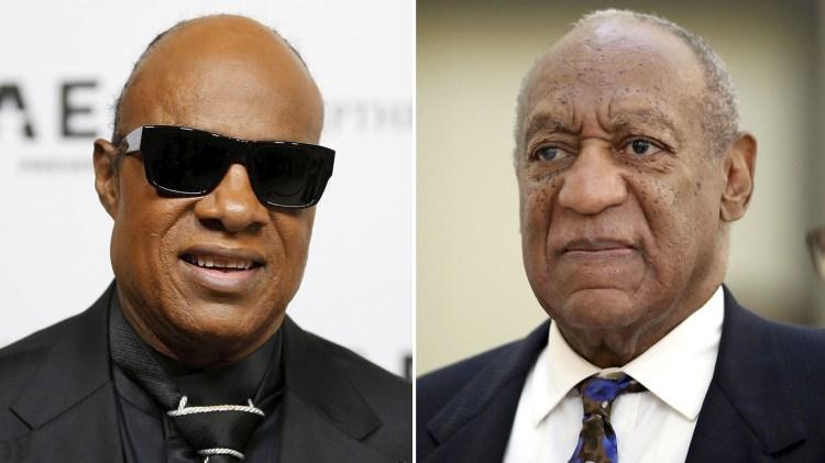 Stevie Wonder pide piedad por Bill Cosby