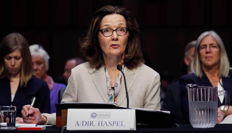 Gina Haspel (Reuters)