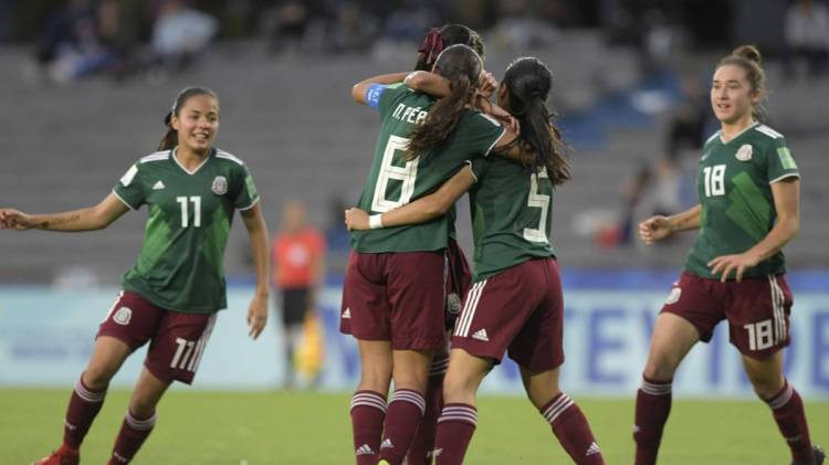 """El """"Tri"""" femenil cayó 1-2 en la final del Mundial Sub-17 contra España (Foto: FIFA.com)"""