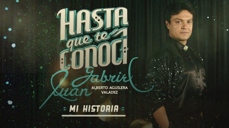 """""""Hasta que te conocí"""" contaba la vida de Juan Gabriel desde que nació hasta que cantó en el Palacio de Bellas Artes en 1990"""