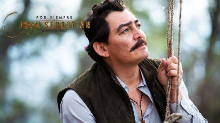 José Manuel Figueroa, hijo de Joan Sebastian fue quien le dio vida en la ficción