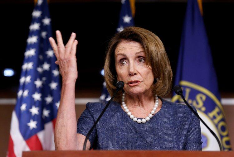 Nancy Pelosi, presidente de la Cámara de Representantes (Reuters)