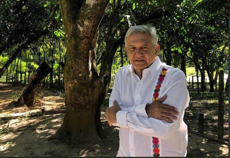 El mandatario mexicano expresó su entusiasmo y optimismo por el año que acaba de iniciar (Foto: Especial)