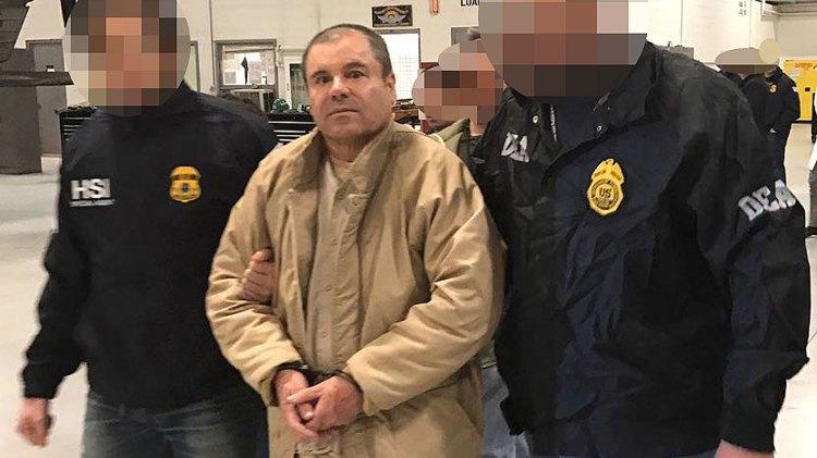 """""""El Chapo"""" Guzmán tiene un respeto muy marcado hacia el matriarcado (Foto: AFP)"""