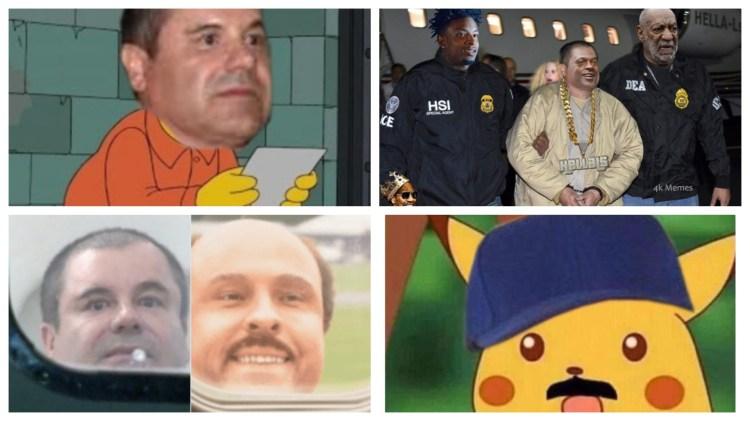 Así respondieron las redes sociales al saber que el capo de la droga enfrentará cadena perpetua (Foto: Especial)
